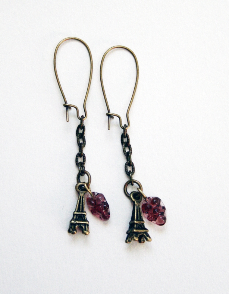 TOUR THE EIFFEL Earrings