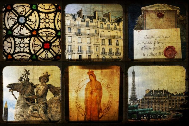 Six Scenes Paris
