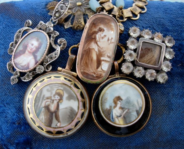 Some Georgian Jewels
