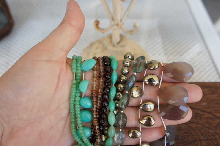 Gems, glorious gems