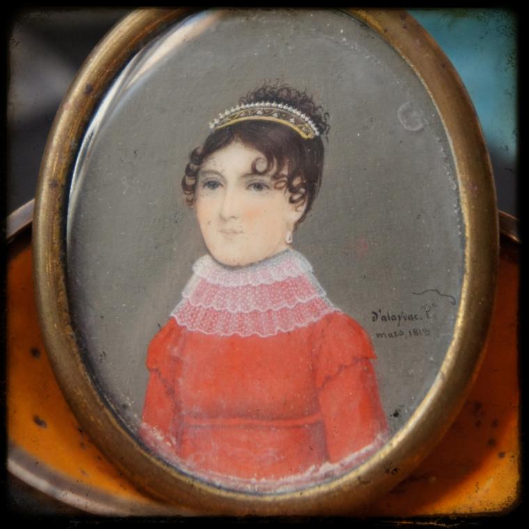 Miniature Portrait 1813