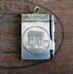 Arc de Triomphe carnet de bal