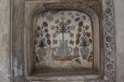 Baby Taj - ancient paintings