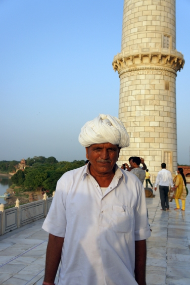 Friendly Local Taj Mahal