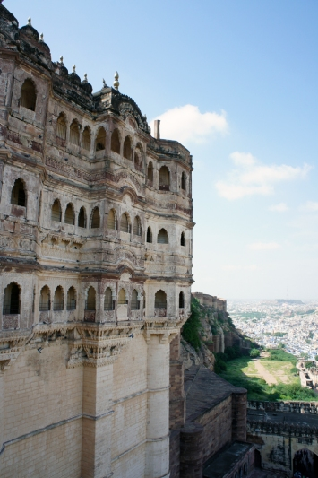 Jodhpur Fort Walls