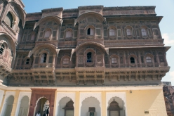 Interior Architecture Jodhpur Fort
