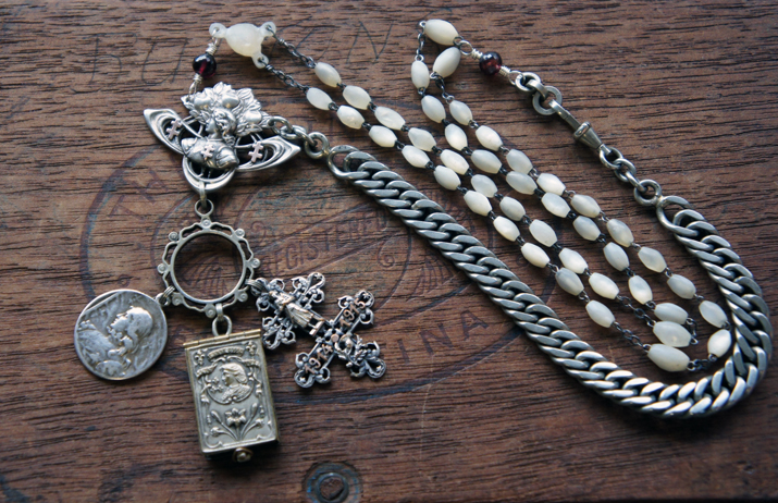 Joan of Arc Necklace 1