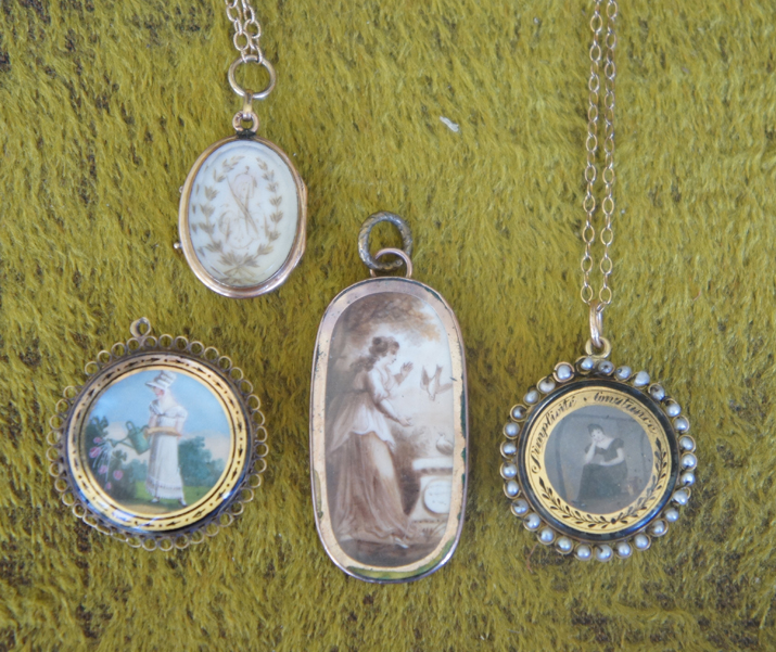 mourning lockets