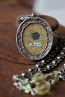 Reliquary Necklace