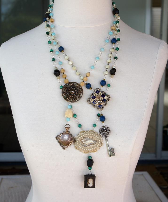 L'Atelier de Talaru Necklaces