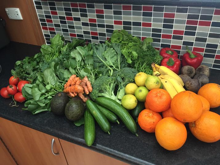 Fruit n veg 2